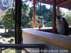 japanese tea garden, san francisco, now