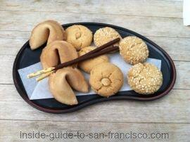 japanese tea garden, san francisco, tea house treats