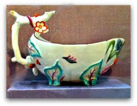 legion of honor san francisco, porcelain bowl