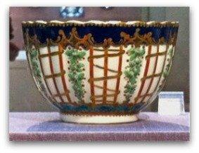 legion of honor san francisco, porcelain cup