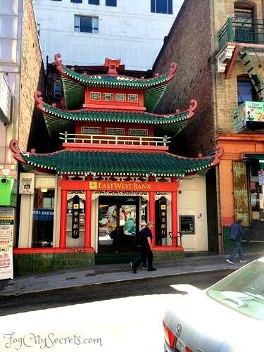 chinatown san francisco old telephone exchange