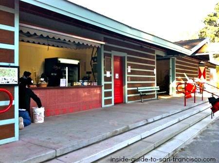 stow lake boathouse restored