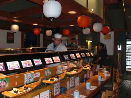 sushi restaurants in san francisco, isobune sushi