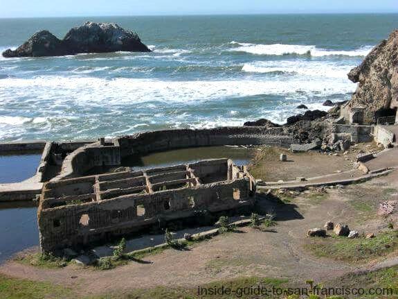 sutro baths ruins