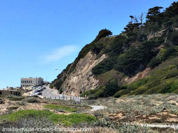 cliff house and sutro heights park, san francisco