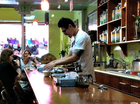 chinatown san francisco tea tasting