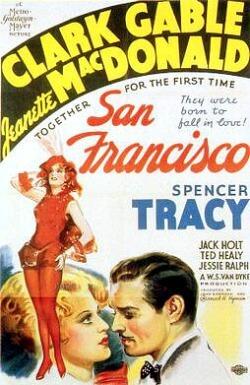 Film poster of San Francisco film