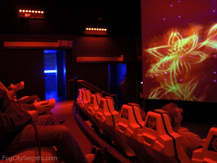 7D Experience Theater at Pier 39