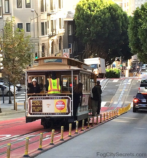 Getting Around San Francisco  Transportation without tears!