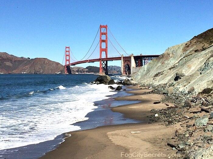 San Francisco Beaches  Beaches in San Francisco? You bet!