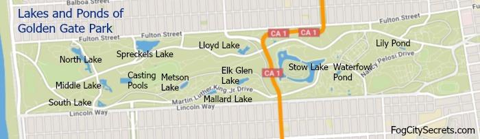 San Francisco Maps I love making maps of local hot spots