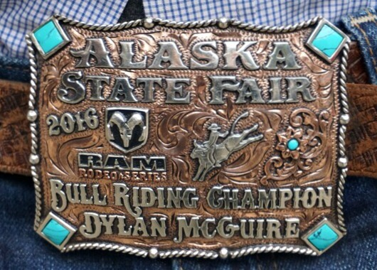 Horseback riding in Golden Gate Park, Dylan's championship belt buckle