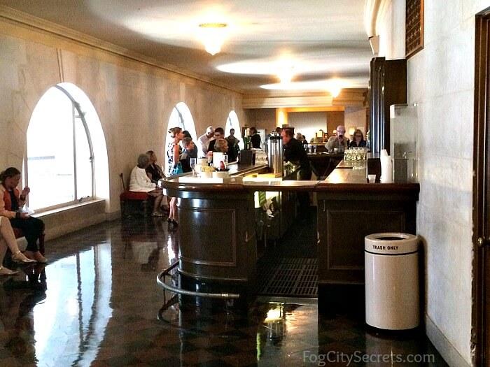 Dress Circle Lounge , SF Opera