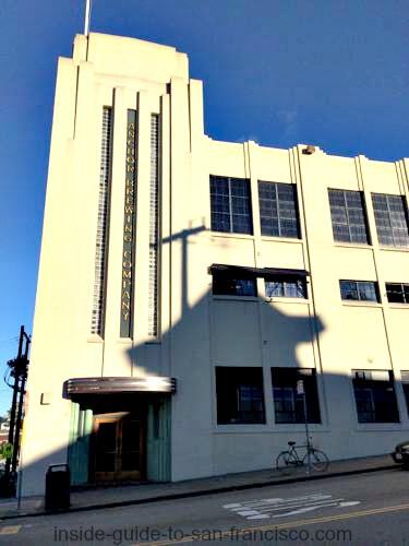 Anchor Steam Brewery Building, Potrero Hill, SF