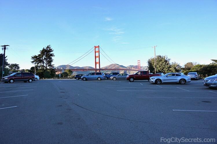 Golden Gate Bridge Parking  Locals' secrets for parking at