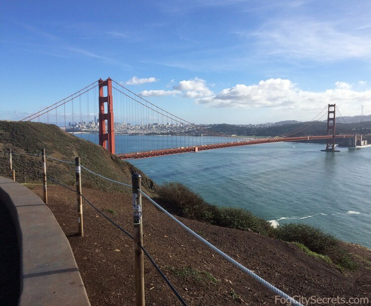 Best Golden Gate Bridge Views: local's tips on where to find ...
