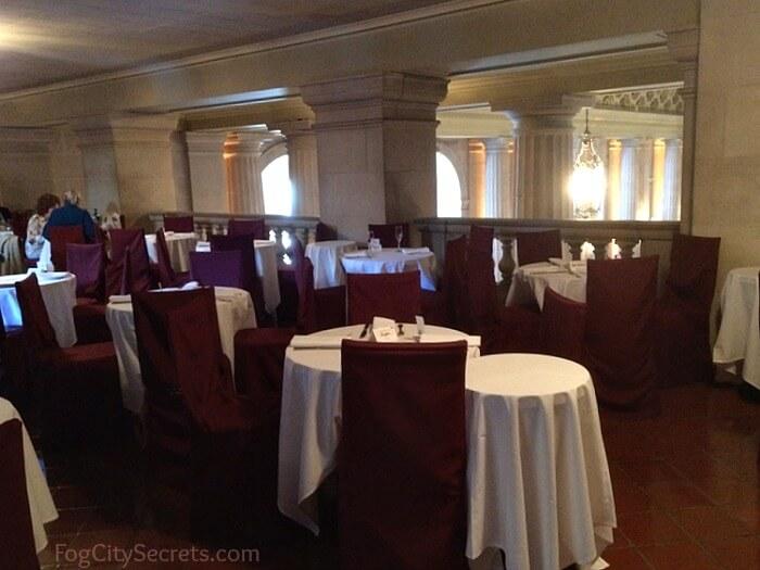 North Box Restaurant, SF Opera