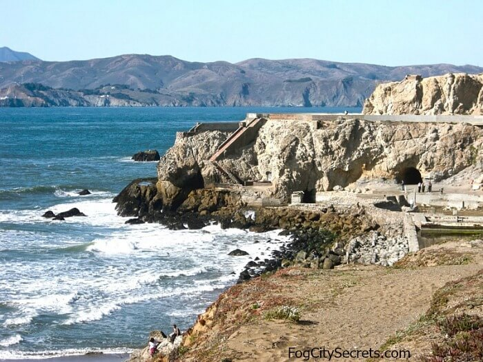 Ruins of the Sutro Baths